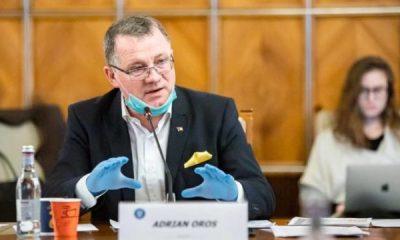 Ministrul Adrian Oros, cap de listă la PNL Cluj pentru alegerile parlamentare